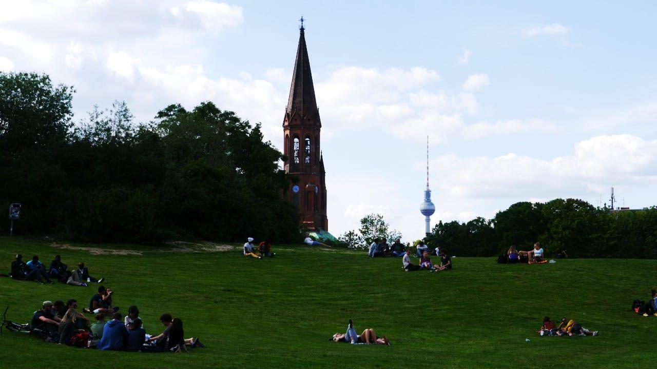 Consejos para viajar a Alemania - Berlín en verano