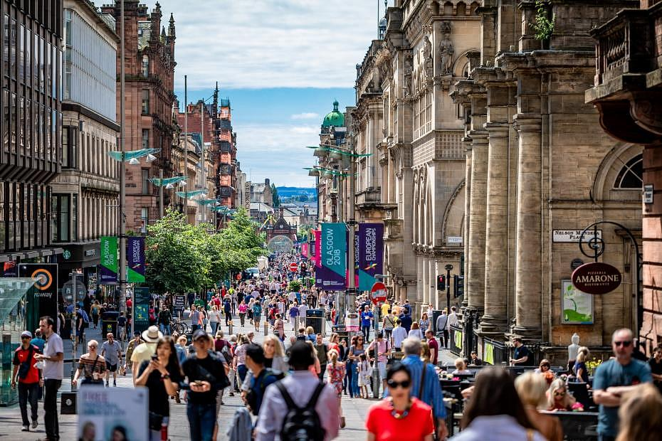 Where to stay in Glasgow - City Centre