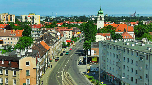 Where to stay in Gdanks – Wrzeszcz