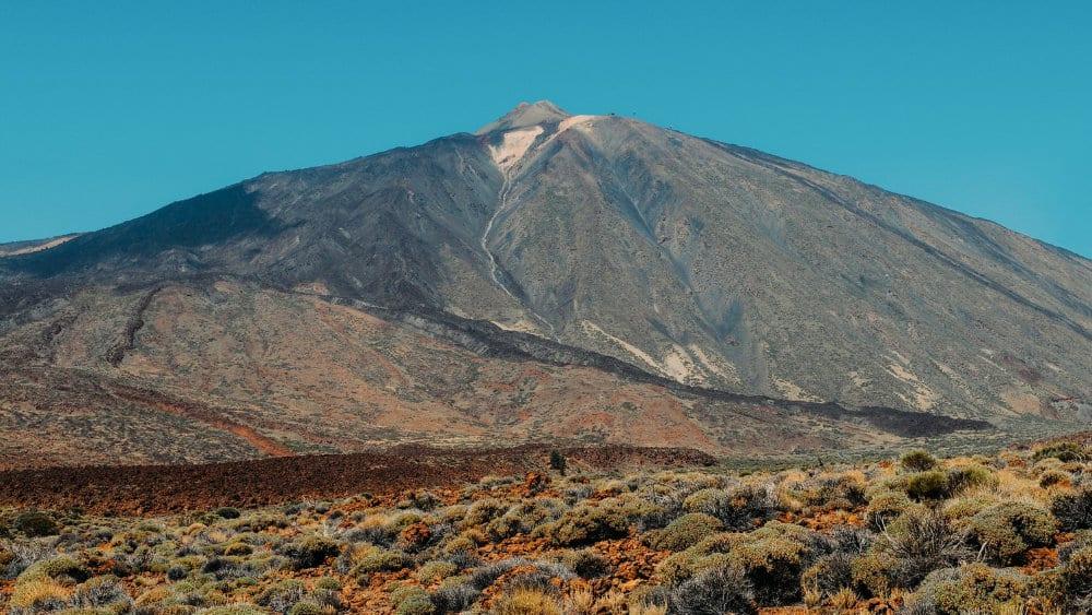Parques naturales de España - Teide