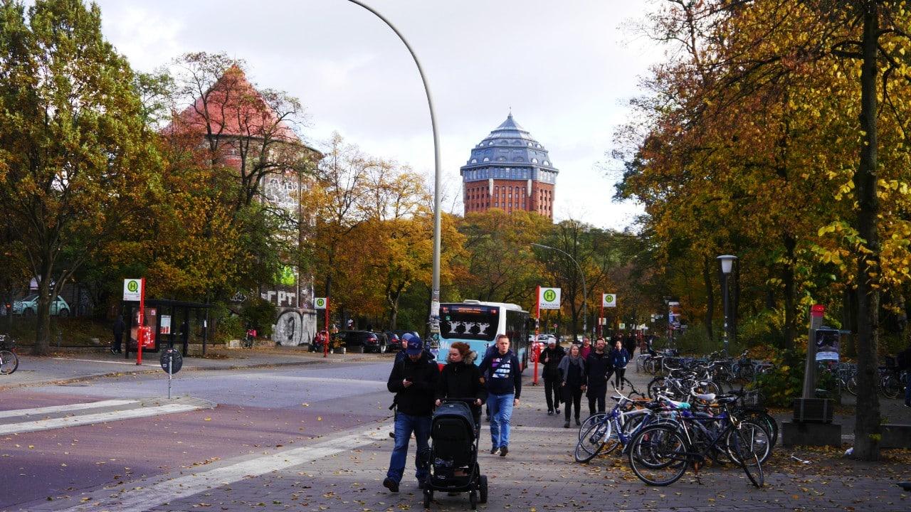 Viajar a Alemania - Hamburgo en otoño