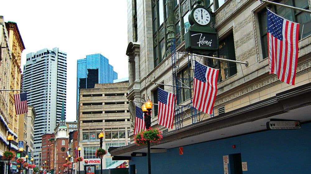 Atracciones de Boston, Massachusetts
