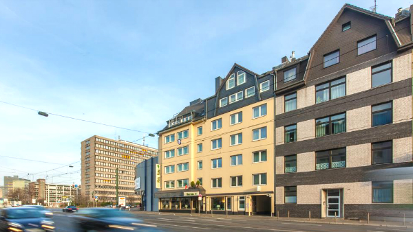 Stay in Bilk - One of the best areas to stay in Düsseldorf