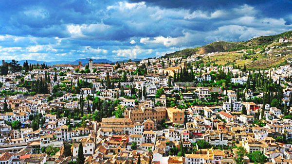 Where to stay in Granada – Albaicín