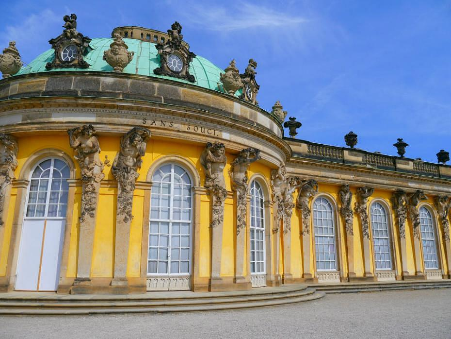 Best area to stay in Potsdam - Sanssouci