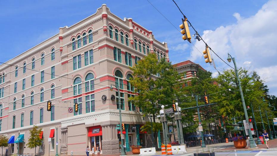 Best areas to stay in Memphis, Tennessee - Downtown