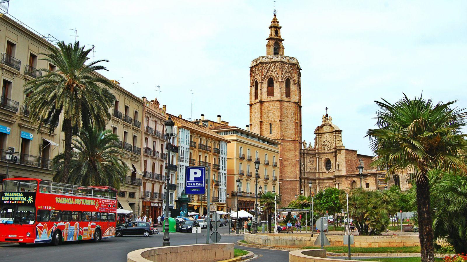 Qué ver en el Centro de Valencia