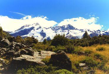 Atracciones de Nueva Zelanda: Parque Nacional Mount Cook - Aoraki