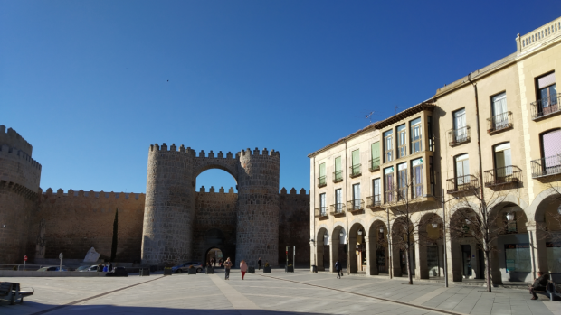 Where to stay in Ávila, Spain - Ávila's Walled City