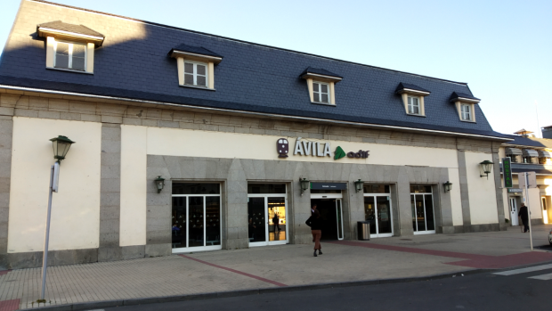 Ávila's railway station - Best areas to stay in Ávila