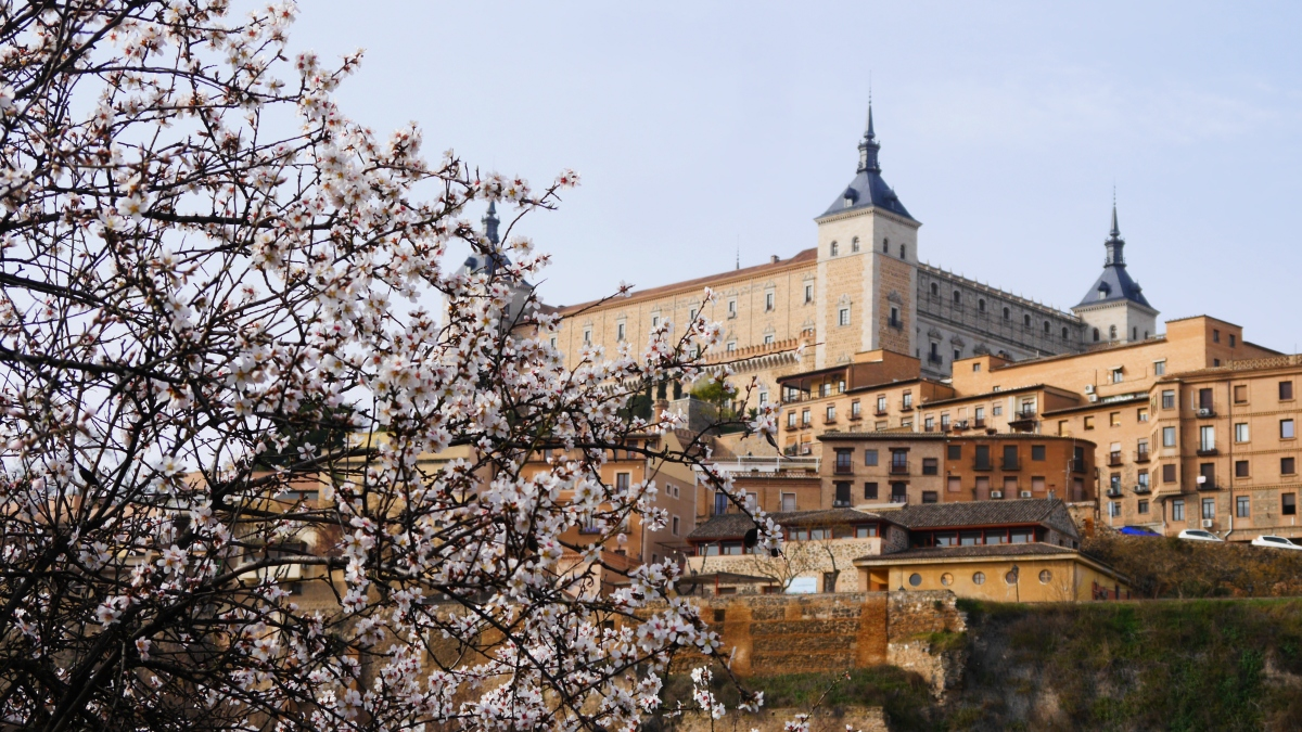 Staying near the Alcazar - Best areas to stay in Toledo