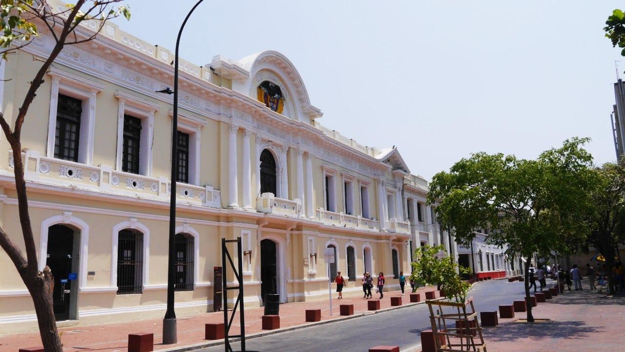 Antigua Casa Consistorial - Centro Histórico de Santa Marta