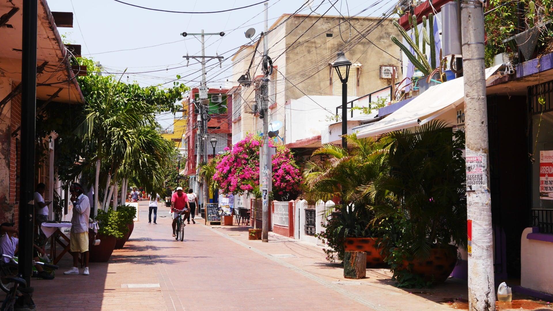 Centro Histórico - Atractivos de Santa Marta, Colombia