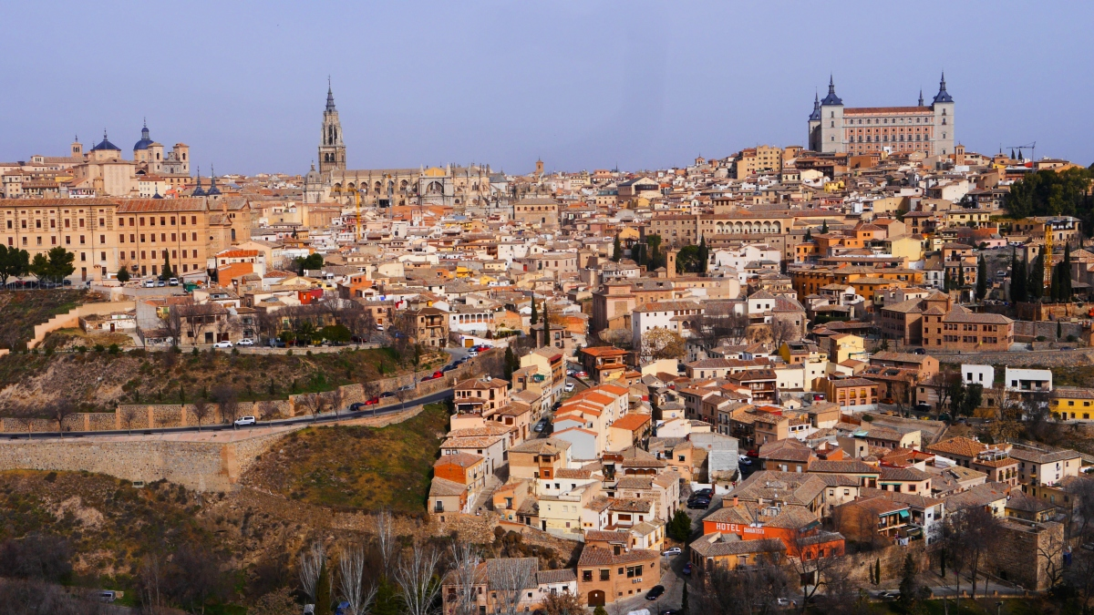Dónde dormir en Toledo - Mejores zonas y hoteles