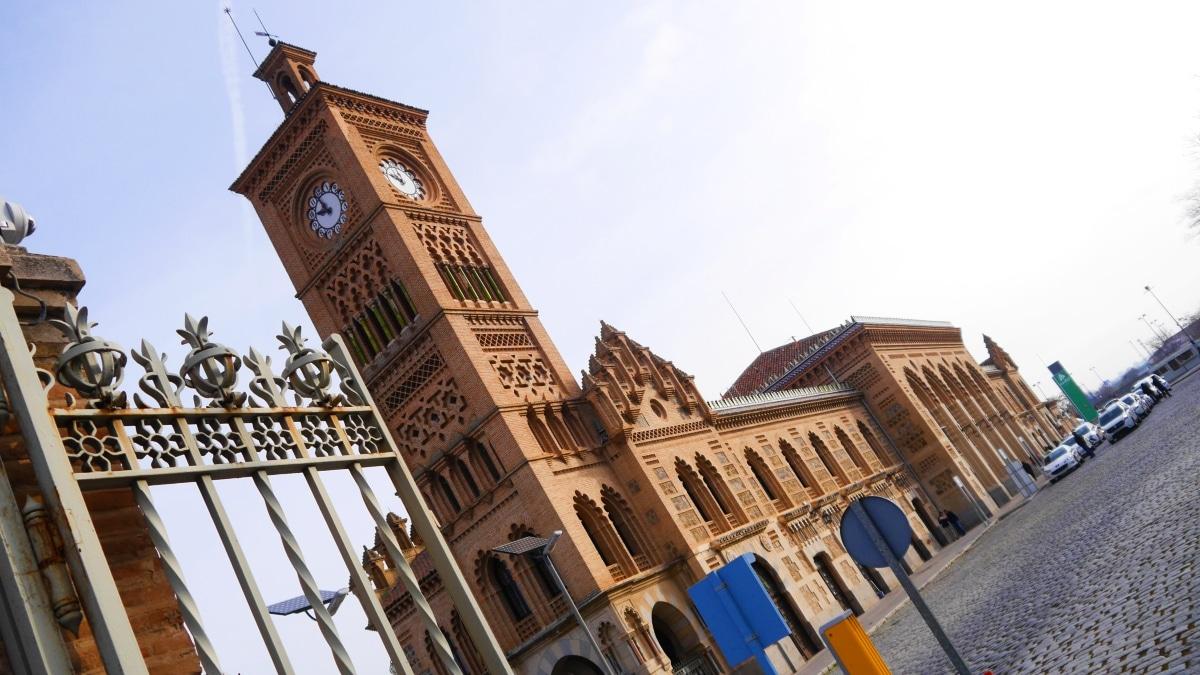 Toledo's Tren Station - Best areas to stay in Toledo