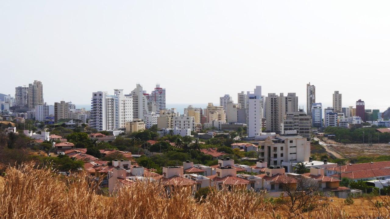 Gaira y El Rodadero - Zonas de Santa Marta