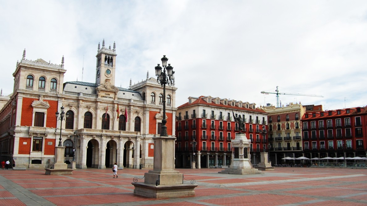 Best areas to stay in Valladolid - Historic Centre