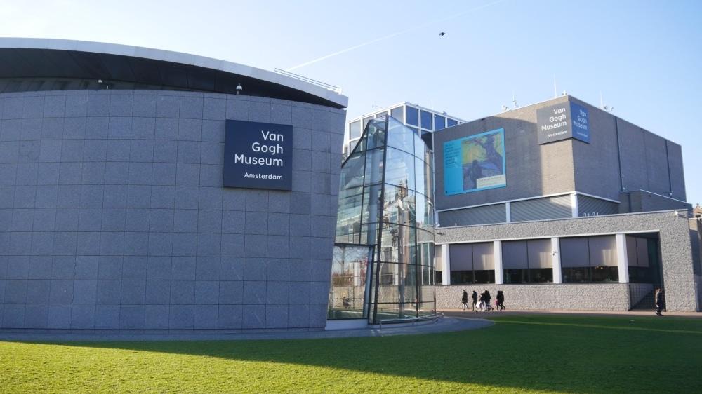 Qué ver en Ámsterdam - Museo de Van Gogh
