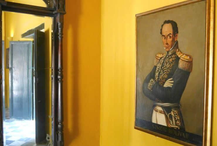 Visitar la Quinta de San Pedro Alejandrino en Santa Marta