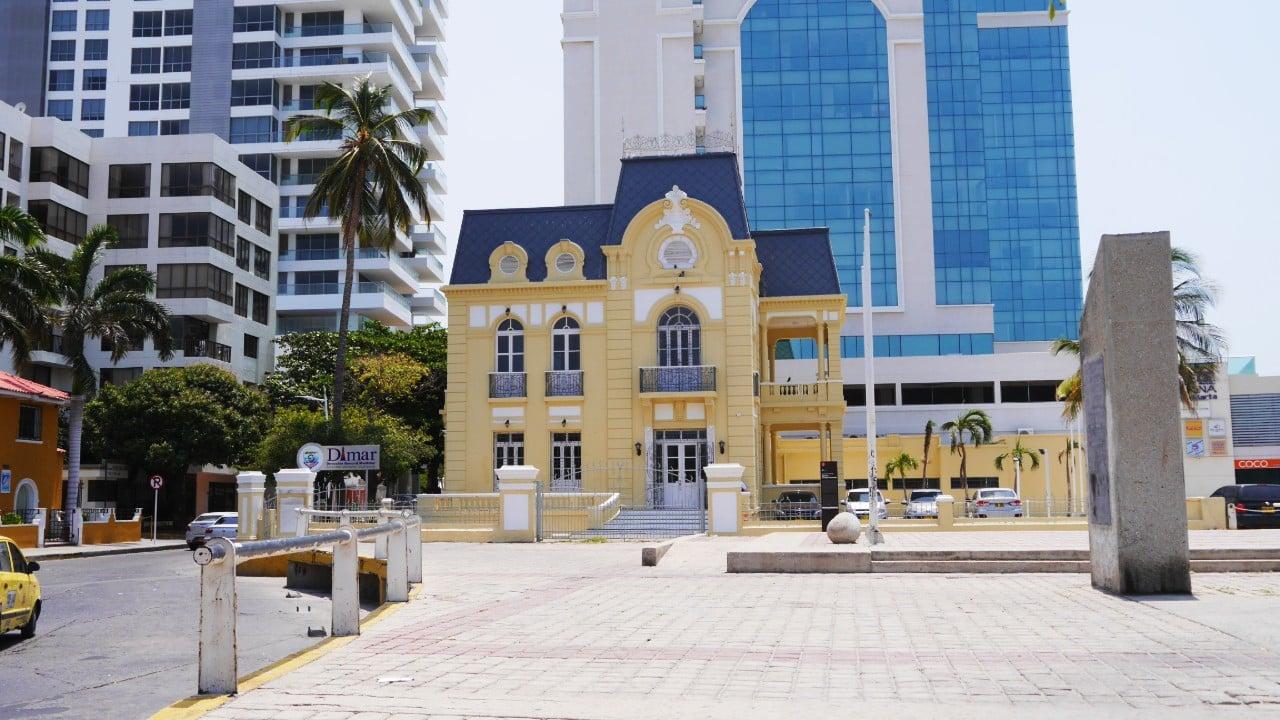 Zona de la Marina, Santa Marta