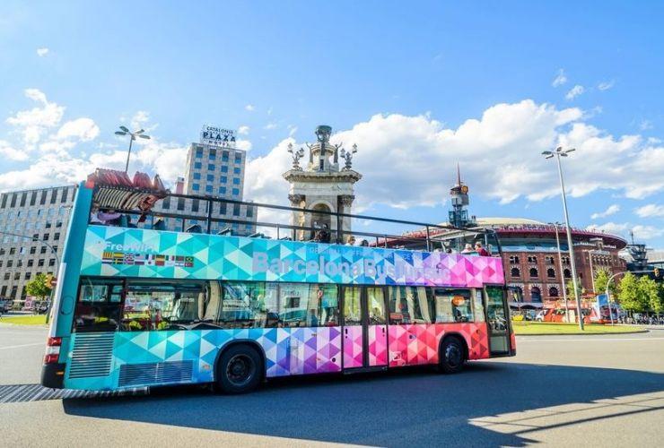 Bus turístico de Barcelona: ¿Vale la pena?