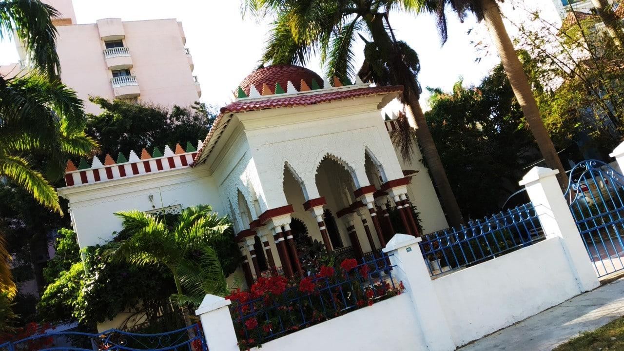 Casa estilo neomudéjar en Barranquilla
