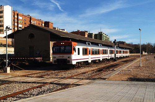 Best areas to stay in Cuenca, Spain - Near the train station