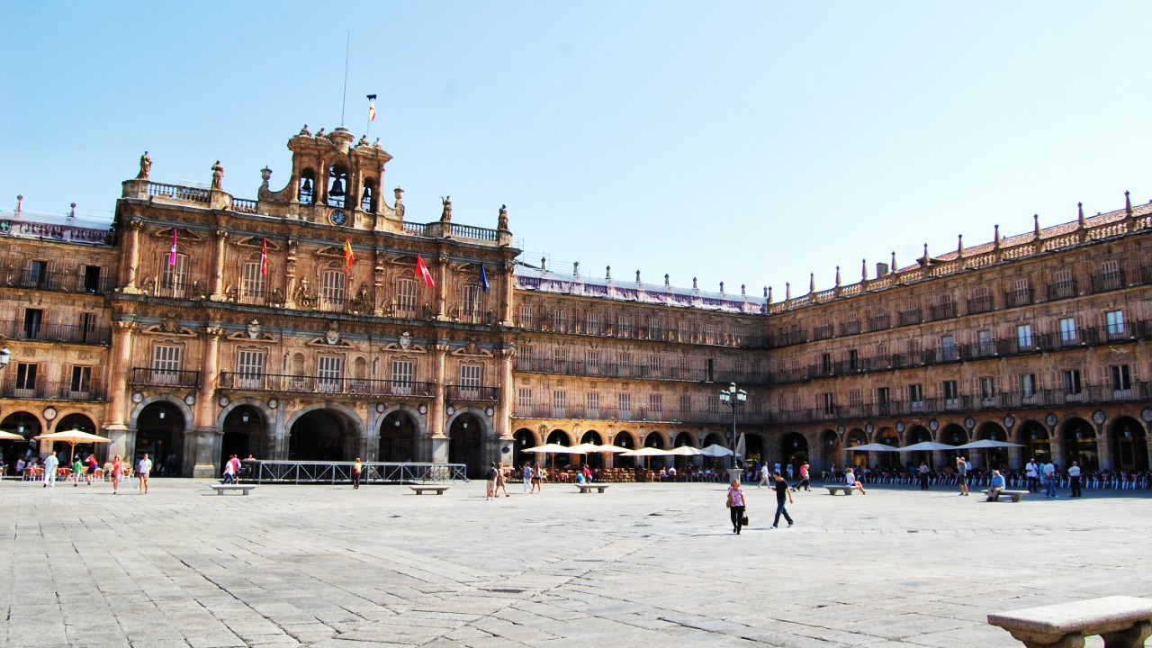 Where to stay in Salamanca - Historic Centre