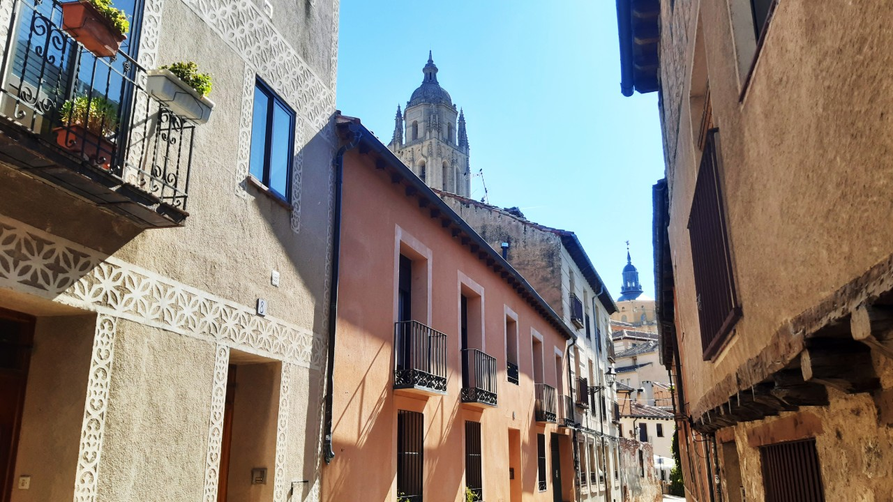 Best areas to stay in Segovia - Jewish Quarter and Historic Centre