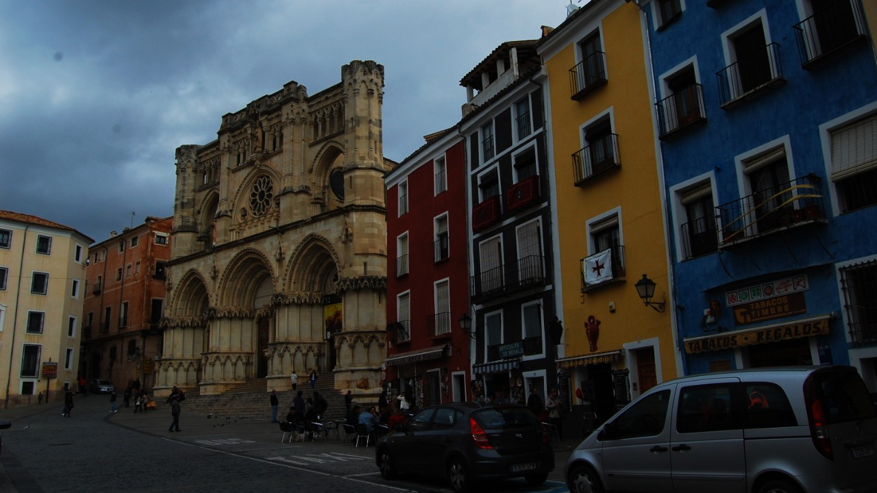 Best areas to stay in Cuenca - City centre