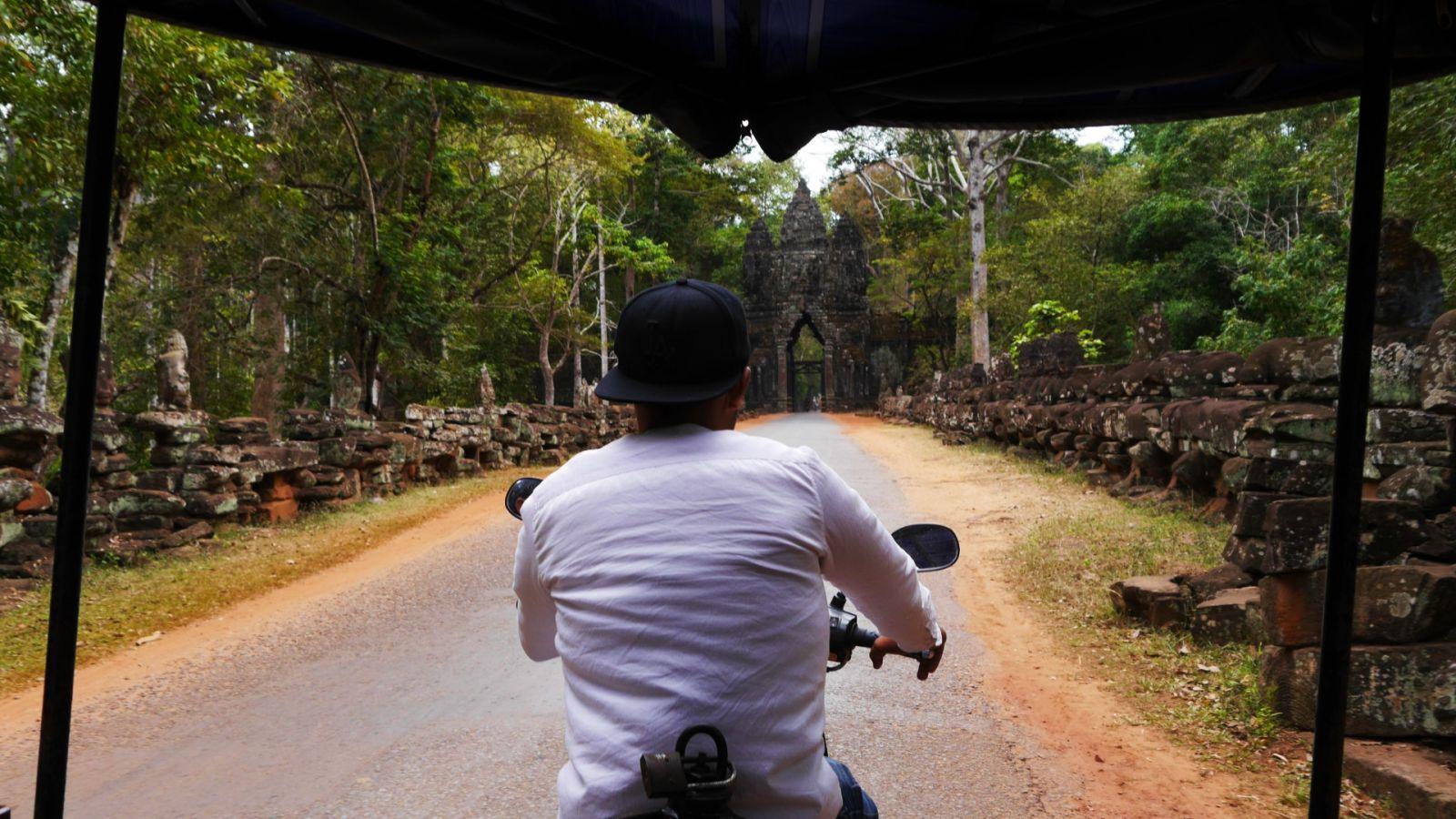 Moverse por Camboya - Todo lo que necesitas saber
