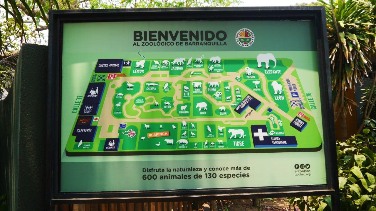 Qué ver en Barranquilla - Zoo