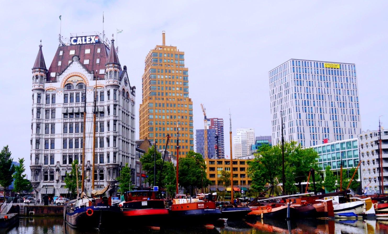 Atracciones de Rotterdam - Arquitectura
