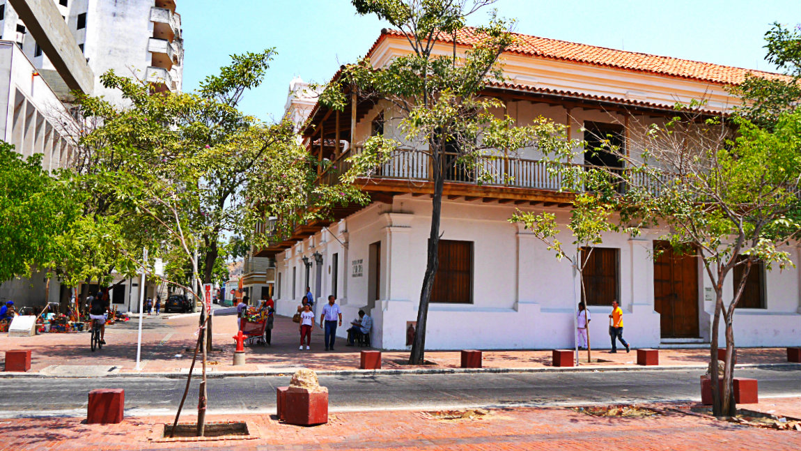 Centro Histórico - Best areas to stay in Santa Marta
