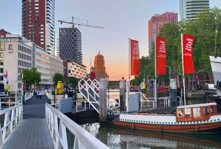 Qué ver y qué hacer en Rotterdam, Holanda