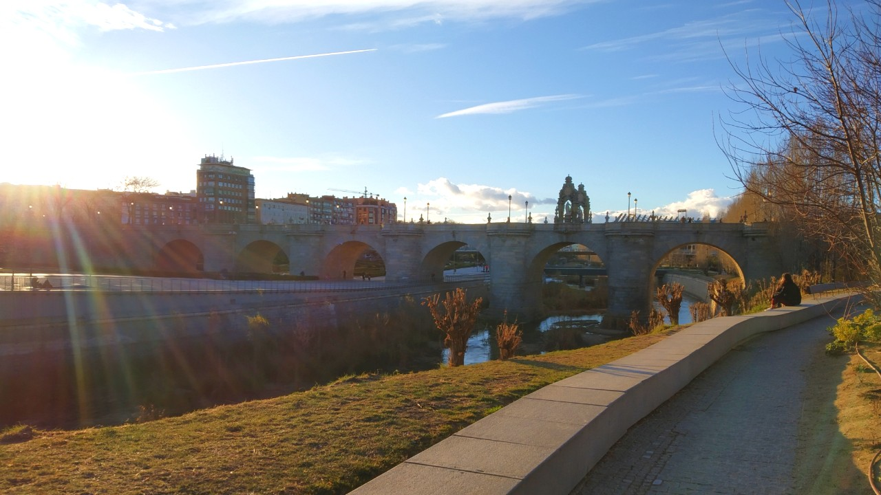 Stay near Madrid Río - Best areas to stay in Madrid