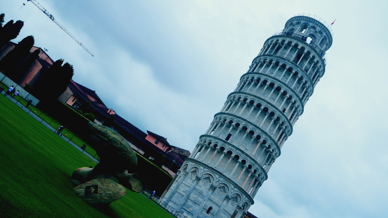 Accommodation near the Tower of Pisa - Where to stay in Pisa