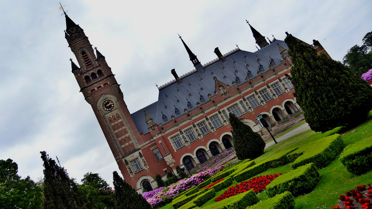 Stay near the Peace Palace - Where to stay in The Hague