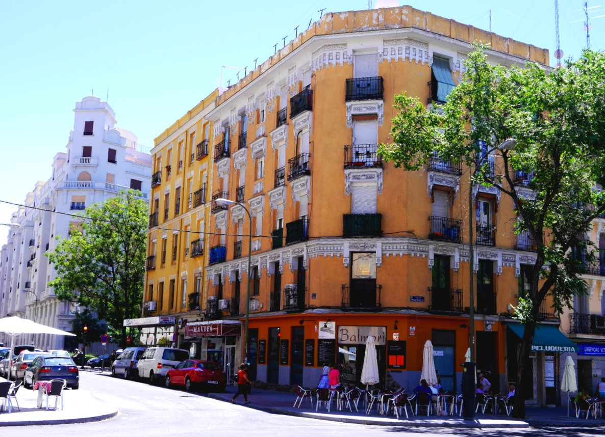 Chamberí - Best neighbourhoods to stay in Madrid