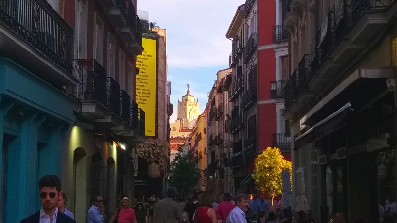 Chueca, one of the best areas to stay in Madrid