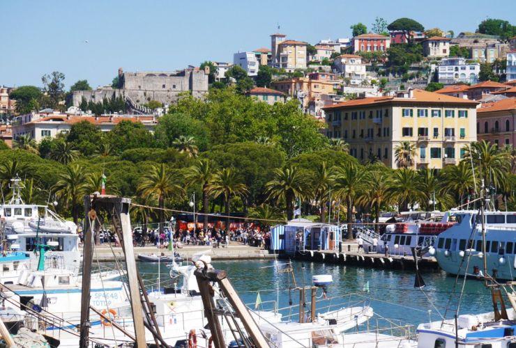 Dónde dormir en La Spezia, Italia - Mejores zonas y hoteles