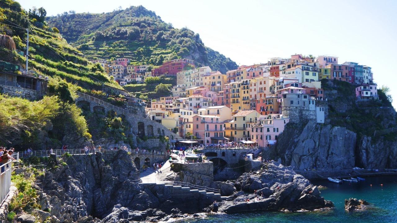Where to stay in La Spezia to visit Cinque Terre