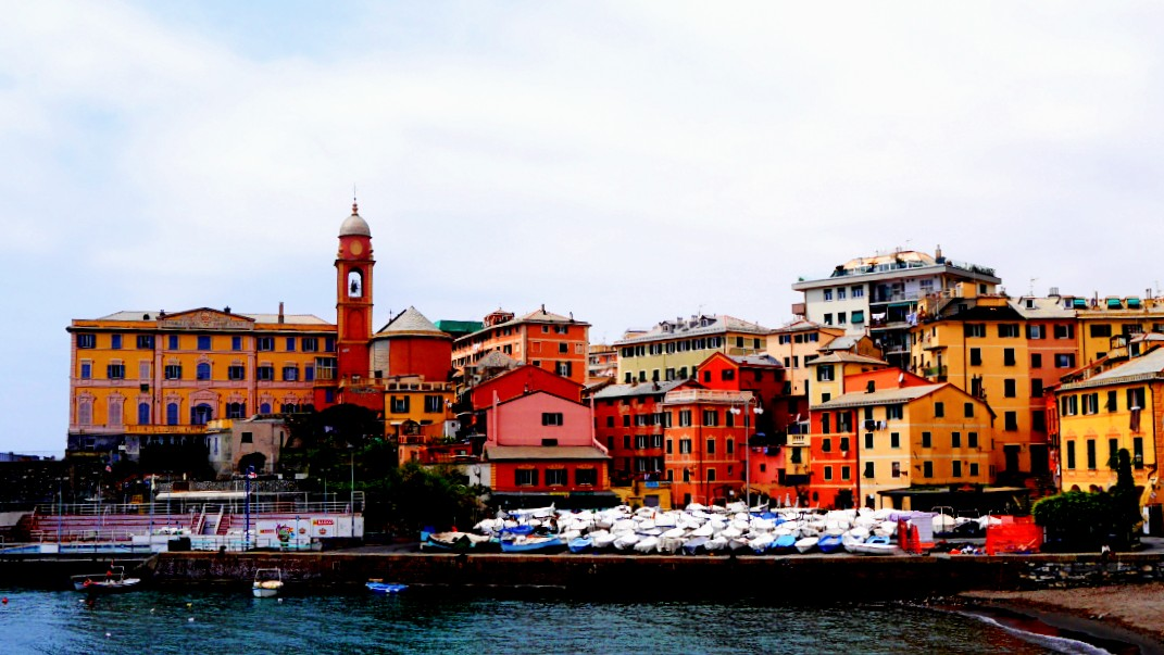 Where to stay in Genova, Italy - Nervi
