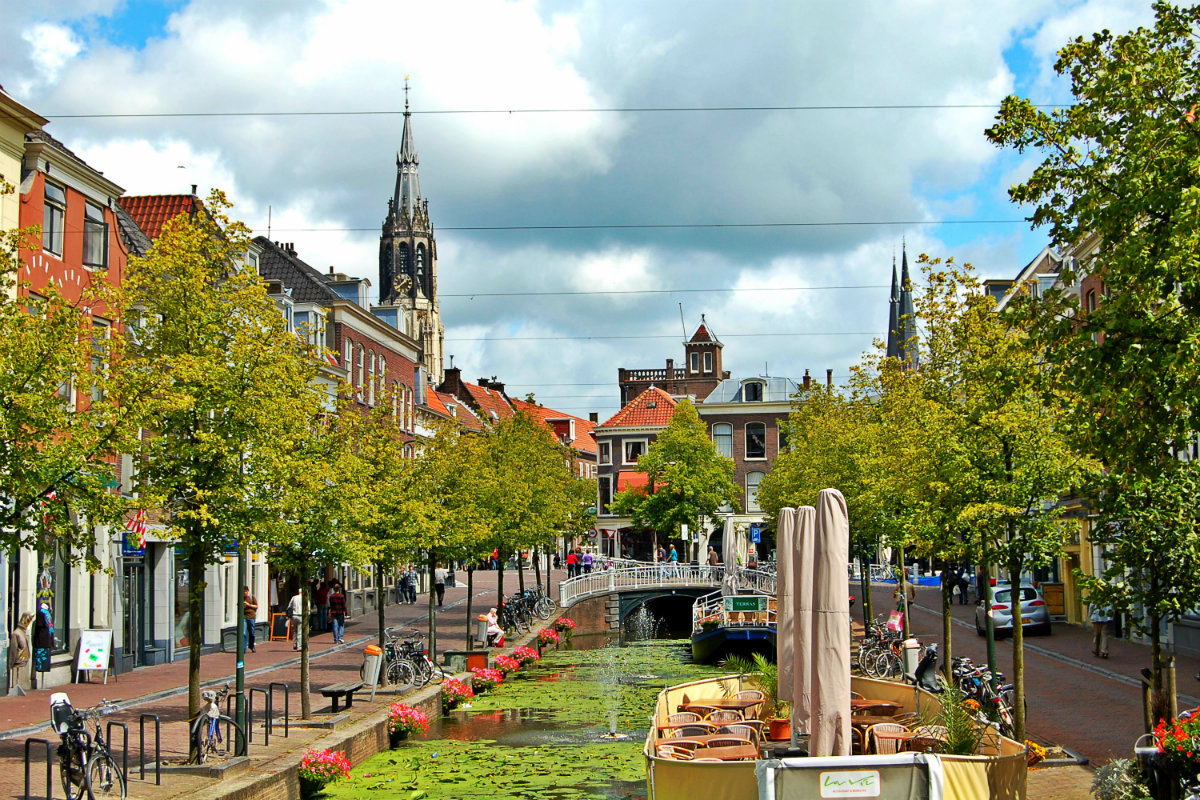 Delft - Where to stay in The Hague