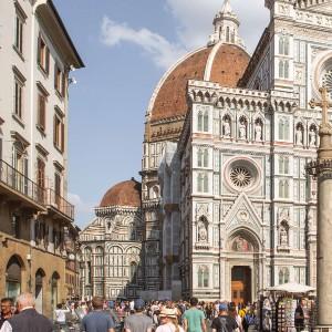 Duomo de Florencia - Subir a la cúpula sin colas