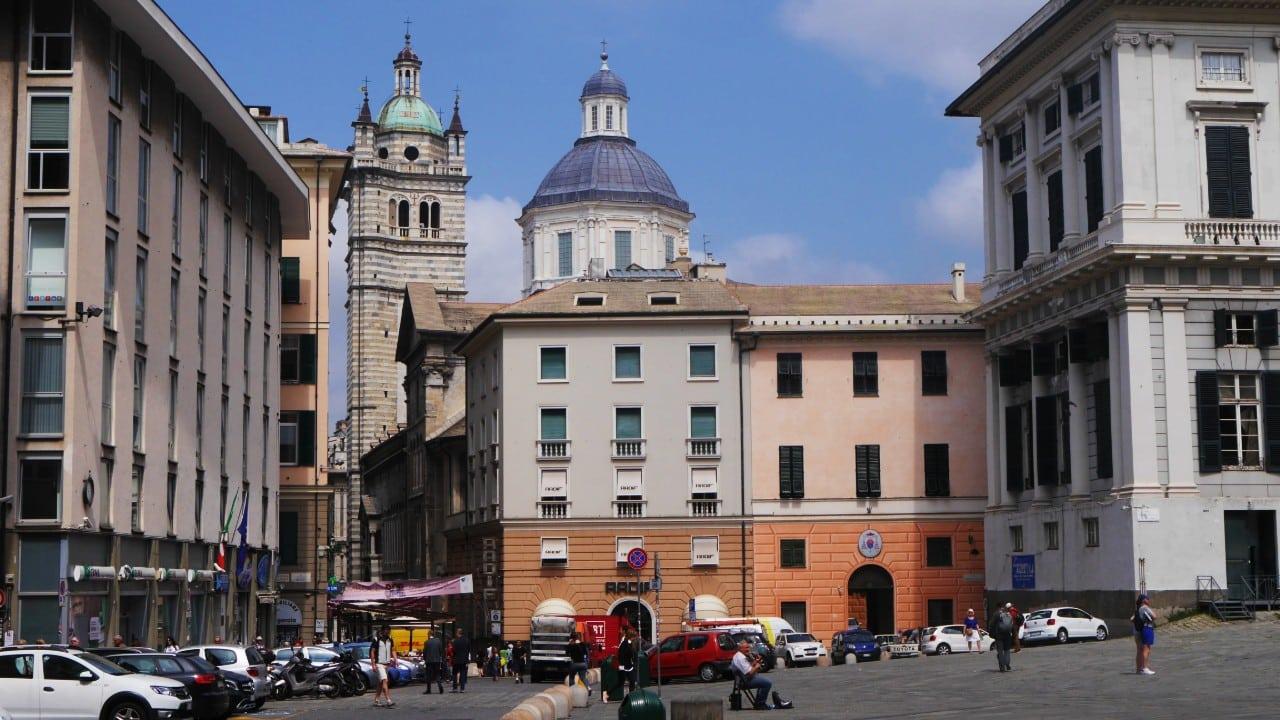 Where to stay in Genova - Centro Storico[