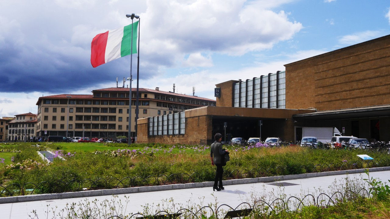 Santa Maria Novella Station - Best areas to stay in Florence