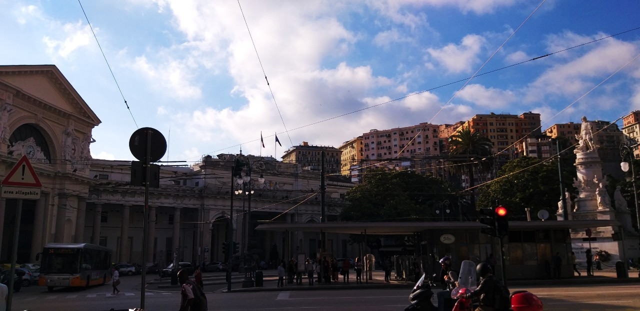 Best areas to stay in Genoa - Piazza Principe