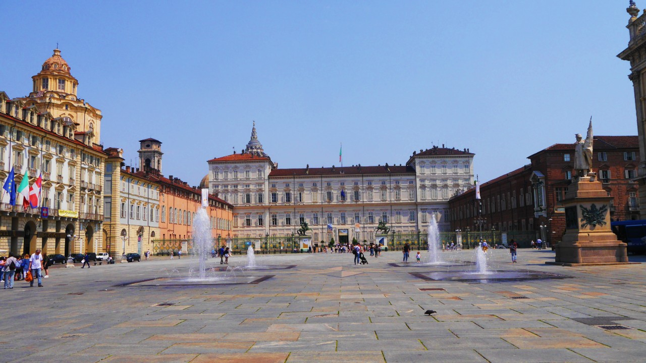 Best areas to stay in Turin, Italy - Historic Centre