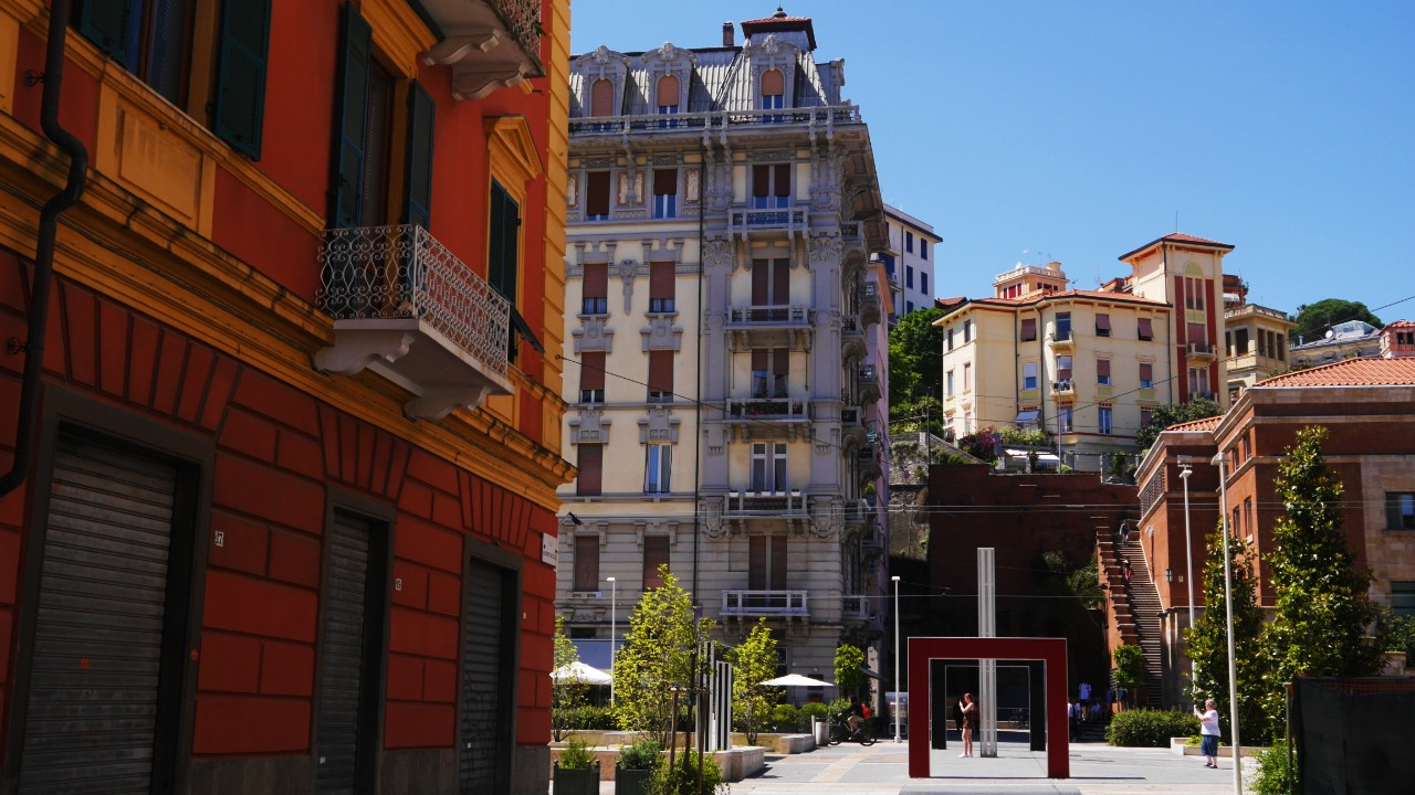 Best areas to stay in La Spezia - City Centre and harbour